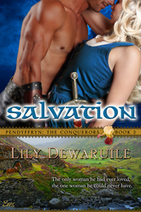 Cover Image: Salvation, Book 2
